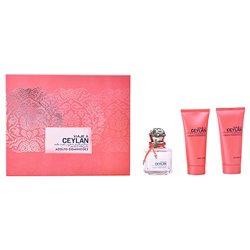 Conjunto de Perfume Mulher Viaje A Ceylan Adolfo Dominguez 06081 (3 pcs)