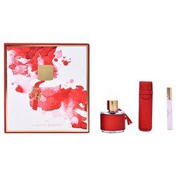 Conjunto de Perfume Mulher Ch Carolina Herrera 5056 (3 pcs)