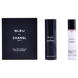 Men's Perfume Set Bleu Chanel (3 pcs)