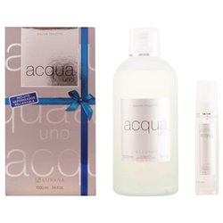 Women's Perfume Set Acqua Uno Luxana 600001 (2 pcs)