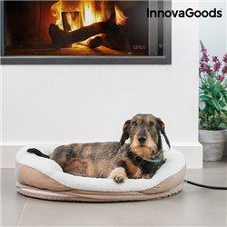 Cama Eléctrica Térmica para Mascotas InnovaGoods 18W