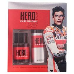 Men's Perfume Set Hero Marc Marquez (2 pcs)