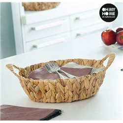 Oh My Home Round Corn Sheaf Basket