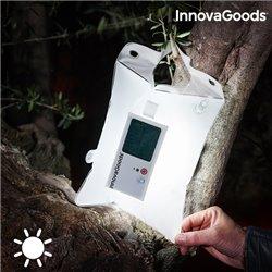 InnovaGoods aufblasbares Solarkissen mit LED