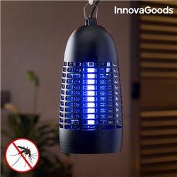 Lámpara Antimosquitos KL-1600 InnovaGoods 4W Negro