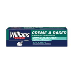 "Shaving Cream Ice Fresh Williams ""100 ml"""