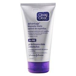 """Gel de Limpeza Facial Clean & Clear Advantage Clean & Clear """"150 ml"""""""