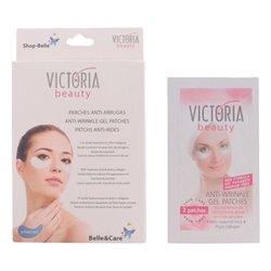 Cerotti per Contorno Occhi Victoria Beauty Innoatek 8 uds