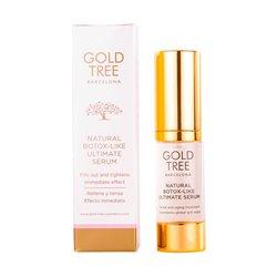 "Sérum visage Natural Botox Gold Tree Barcelona ""15 ml"""