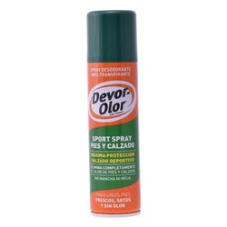 "Foot Deodorant Spray Sport Devor-olor ""150 ml"""