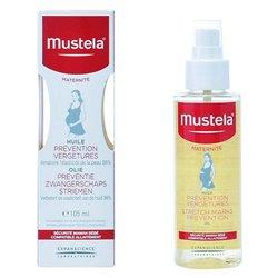 """Anti-Stretch Mark Oil Maternite Mustela """"105 ml"""""""