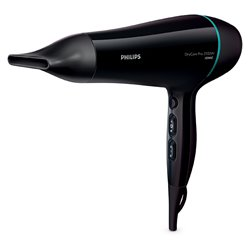 Philips DryCare BHD174/00 hair dryer Black 2100 W