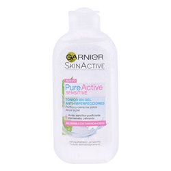 "Facial Toner Pure Active Garnier ""200 ml"""