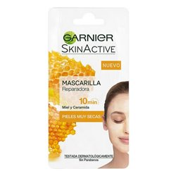 Garnier Skinactive Face S.ACT MASK SA8 FR/DE/GB REP. HONEY máscara facial 8 ml