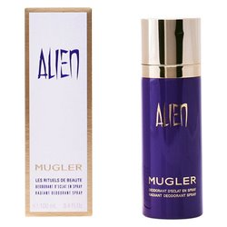 "Spray déodorant Alien Thierry Mugler ""100 ml"""