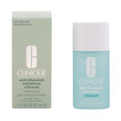 Clinique Gel Limpiador Facial Anti-blemish Solutions 30 ml