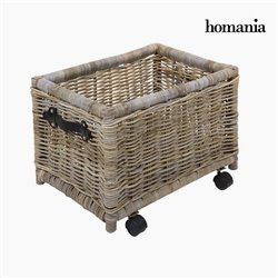 Basket Rattan by Homania