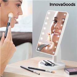InnovaGoods Specchio LED Touch da Tavolo