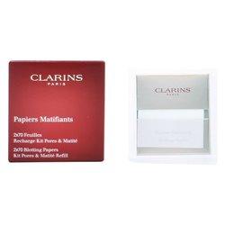 Mattierpapier Clarins 38993