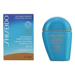 Shiseido Fondotinta Liquido Sun Protection
