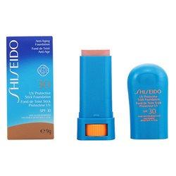Schminkstange Sun Protection Shiseido Waterproof Beige
