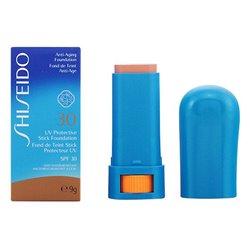 Schminkstange Sun Protection Shiseido Waterproof Ocker