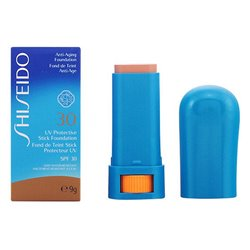 Shiseido Trucco in Stick Sun Protection Waterproof Ocra