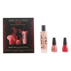 Set de manicure Asian Orofluido 84961
