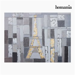 Oil Painting (90 x 4 x 120 cm) by Homania