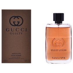 "Perfume Homem Gucci Guilty Absolute Gucci EDP ""50 ml"""