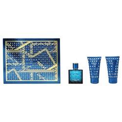 Versace Set de Perfume Hombre Eros (3 pcs)