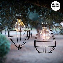 Lanterna Solar LED Oh My Home