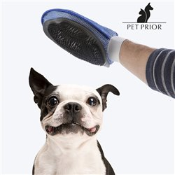 Pet Prior Haustier Bürstenhandschuh
