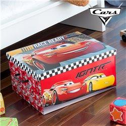 Cars Folding Toy Box (50 x 39 cm)