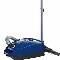 Aspiradora con Bolsa BOSCH 222457 600W DualFiltration Azul