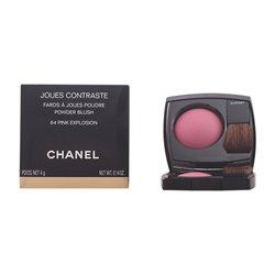 """Colorete Joues Contraste Chanel """"64 - Pink Explosion - 4 g"""""""