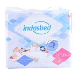 "Protecteur pour Incontinence Indasbed Indasec ""60 x 90 cm - 20 uds"""