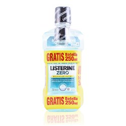 "Mouthwash Zero 0% Listerine ""500 ml"""