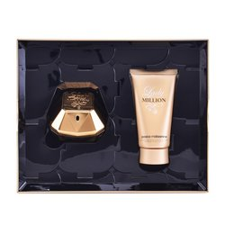 Cofanetto Profumo Donna Lady Million Paco Rabanne (2 pcs)