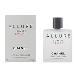 After Shave-Lotion Allure Homme Sport Chanel (100 ml)