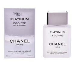 After Shave Lotion égoïste Platinum Chanel (100 ml)
