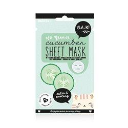 Oh K! Masque facial Cucumber (20 ml)
