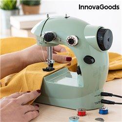 Máquina de Coser Mini InnovaGoods 6 V 800 mA Verde