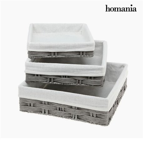 Set of Baskets Homania 3029 (3 pcs)