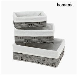 Set of Baskets Homania 3036 (3 pcs)