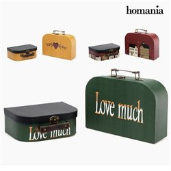 Briefcase Homania 2700 (2 pcs)