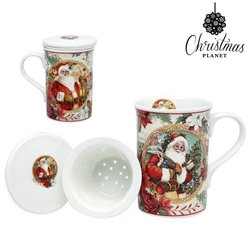 Cup with Box Christmas Planet 4230 Father christmas