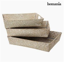 Set of Baskets Homanía 1575 (3 pcs)