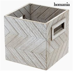 Decorative box Homanía 9805 Wood