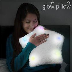 Glow Pillow sternförmiges LED-Kissen